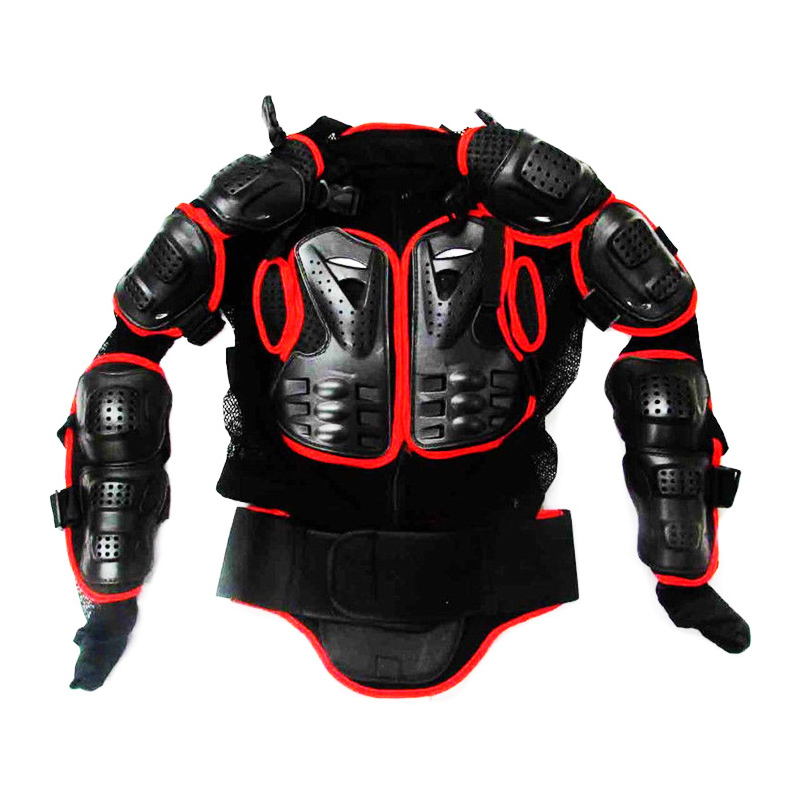 22bf508a145 Motorcycle Riding Body Protection Motorcross Racing Full Body Armor Spine  Chest Protective Jacket Gear Guards-in Jackets from Automobiles    Motorcycles on ...