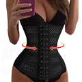 Women Slimming Body Shaper Weight Loss Hourglass Waist Trainer Body Cincher  Workout Shapers Fat Burne