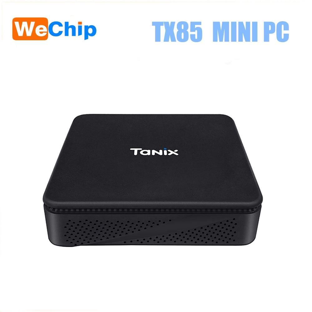 Mini PC TX85 Windows10 Intel Cherry Trail Z8350 HD ROM WiFi 1000Mbps BT4.0 1080p 60Hz HD 1.4b