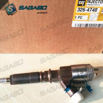 ของแท้ common rail injector 326-4740 สำหรับ 315D excavator หัวฉีด