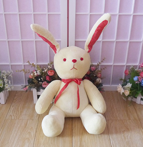 Ichu plush doll game Team POPN STAR pet Rabbits toy cosplay 42cm free shipping