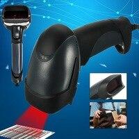 Handheld USB Port Laser Barcode Scanner Bar Code Reader For POS Computer Scan Bar Code Scanner