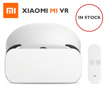 Original XIAOMI MI VR Headset 3D Glasses with 9 Axis Inertial Motion Controller VR for XIAOMI