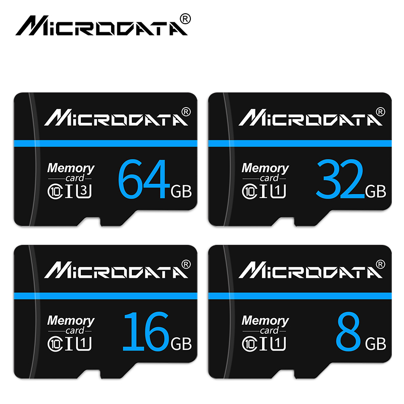 High Speed Class 10 Memory Card 128gb 64gb 32gb Micro Sd Card SDXC/SDHC Video Card Micro Sd 16gb 8gb 4gb Sdcard Mini TF Card