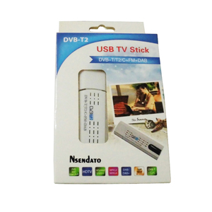 Image 5 - DVB t2 DVB C USB tv Tuner alıcı anten uzaktan kumanda HD TV alıcısı DVB T2 DVB C FM DAB USB Tv çubuk mini PC