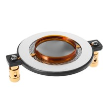 Audio Speaker Titanium Film 34 Core Treble Voice Coil Reel Tweeter Accessory(China)