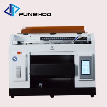 Full-automatic UV LED Printer A3 UV Flatbed Phone Case Printer
