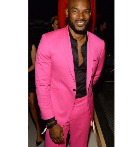 Hot Pink Shawl Lapel Casual Men Suit 3Pieces(Jacket+Pants+Vest) Costume Homme Trajes De Hombre Tuxedo Suit Men Blazer Terno Slim