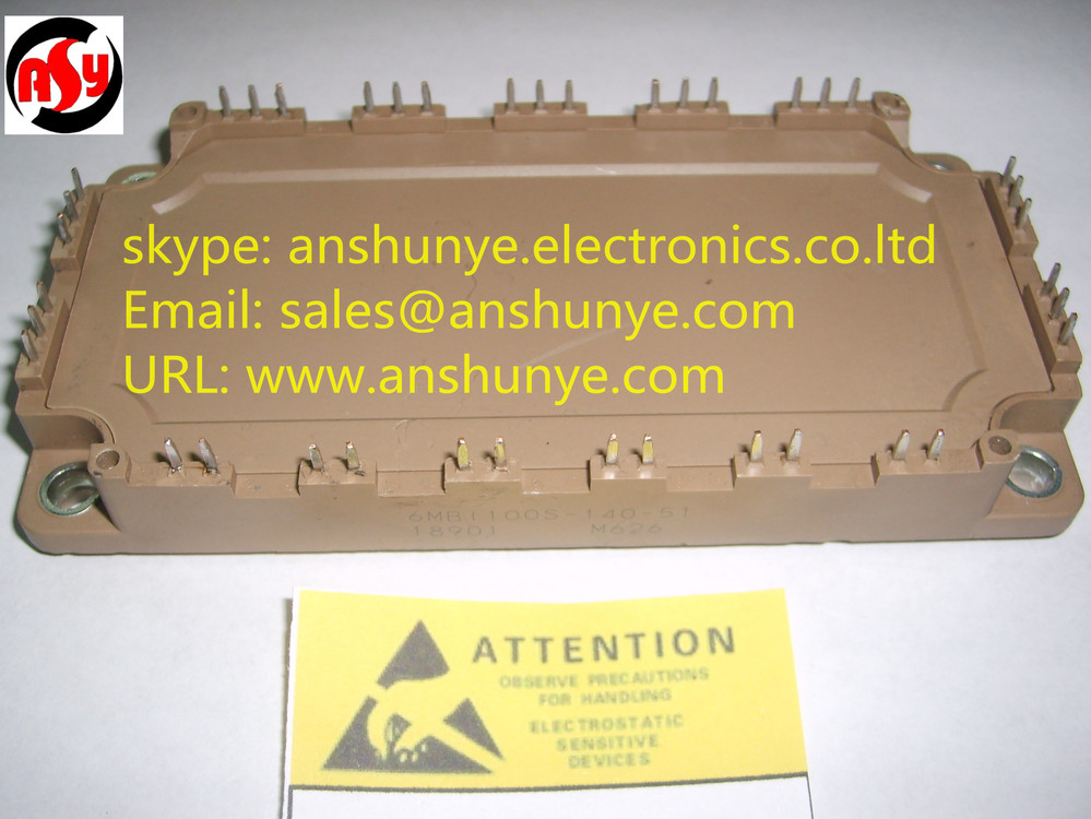 все цены на  6MBI100S-140 IGBT Transistor modules  онлайн
