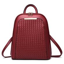 2017 г. Новые брендовые Back Pack Женщины тиснением рюкзак женщина Оксфорд Стиль для отдыха школьная сумка Ежедневно Рюкзак для девочек школьная
