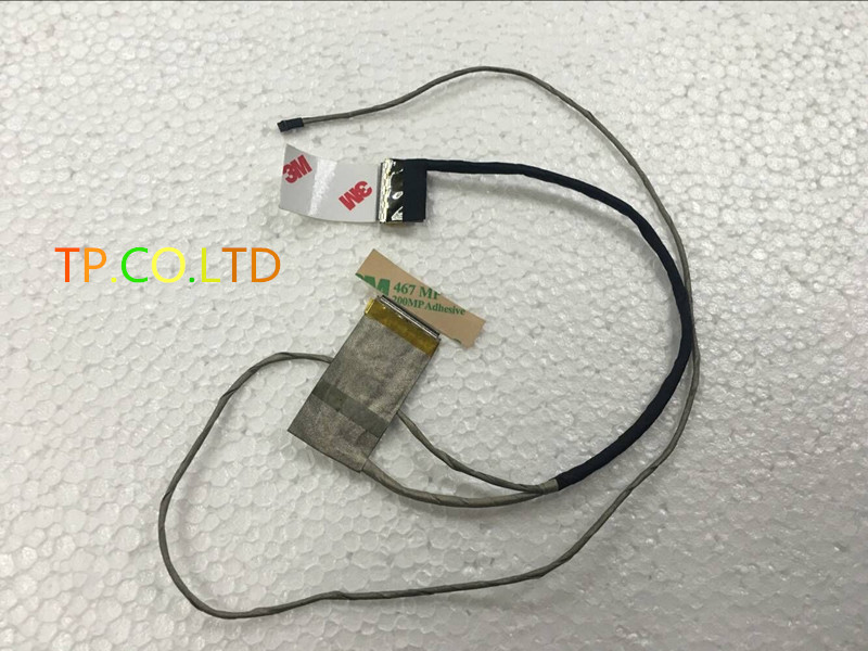 NEW Original LCD cable For Asus X751 X751L F751 laptop LVDS CABLE 14005-01190000 display LVDS cable X751 NON TOUCH LVDS 40pin brand new and original lvds lcd cable for asus n45 latop video lcd lvds cable dd0nj4lc100 14g221038001