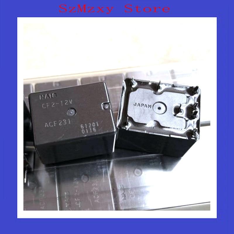 1PCS 5PCS/Lot Auto Relay CF2-12V ACF231 12V CF2 DIP8 free shipping 1pcs lot sie20034 st dip8