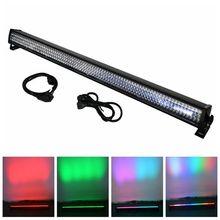 Горячая распродажа 252 Rgb светодиоды мыть стены DJ из светодиодов свет RGBW DMX уолл-бар освещение сцены