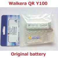 Free Shipping Original 3 7V 1600mAh 20C Lipo Battery For Walkera QR Y100 FPV UFO RC
