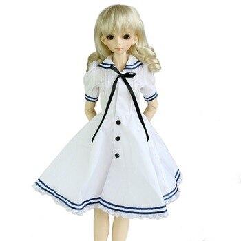 [ Wamami ] 120 # белый элегантное платье / костюм 2 шт. 1/3 SD DOD снмп бжд Dollfie