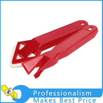 Portable Negative Angle Scraper Glass Shovel Angle Scraper Blade Residual Glue Removing Device Tool