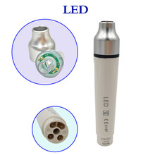 1 pc Dental Scaler Piezo LED Handle for EMS/Woodpecker Series Dentist Lab Device