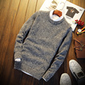 Autumn Winter New Style Red Mens Sweater Round Neck S303 Christmas Sweater Men Pullover Men Male Sweater