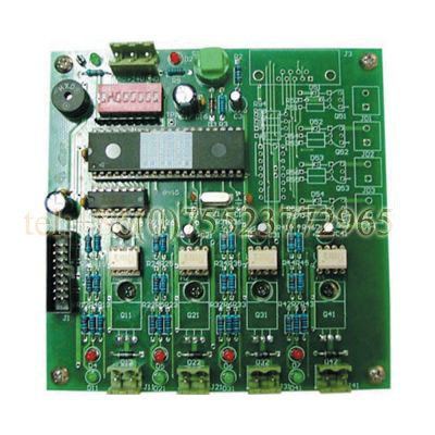 WIT-COLOR 3312 / 3308 Controller Board Ink Supply  printer parts