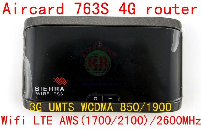 Unlocked Sierra Aircard 763S lte 4g mifi dongle Wireless Router Mobile Hotspot 4G LTE pocket  wifi pk 754s 760s 762s y800 y855