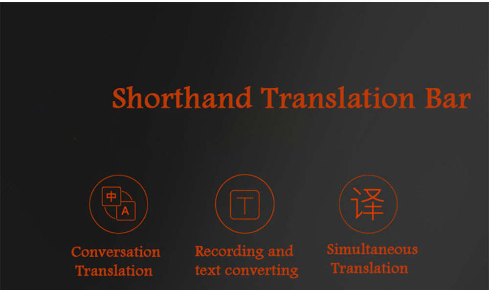 Pocket Language Translator Voice Languages Translation Spanish English French Russian Real-time Multi Instant Translator Device 8