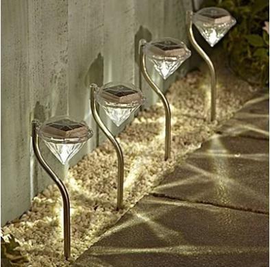 Lâmpadas do Gramado para decoração de jardim 100% Marca : Feimefeiyou