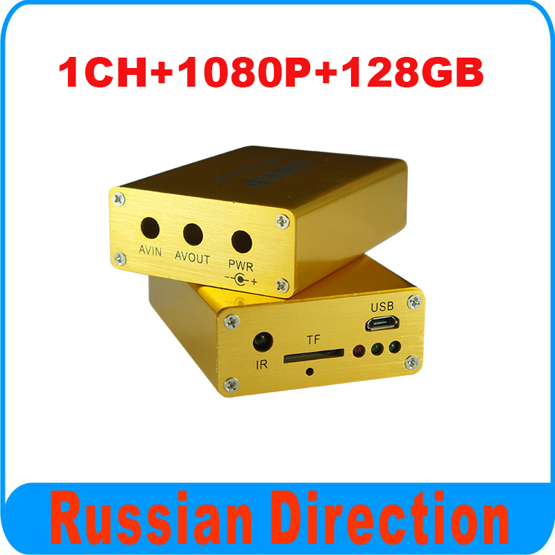Full HD 1080P SD DVR Support Motion Detection, TVI Signal HD Camera new arrival 1 channel 1080p sd dvr golden dvr works with tvi hd camera 128gb tf memory motion detection brandoo bd 3118