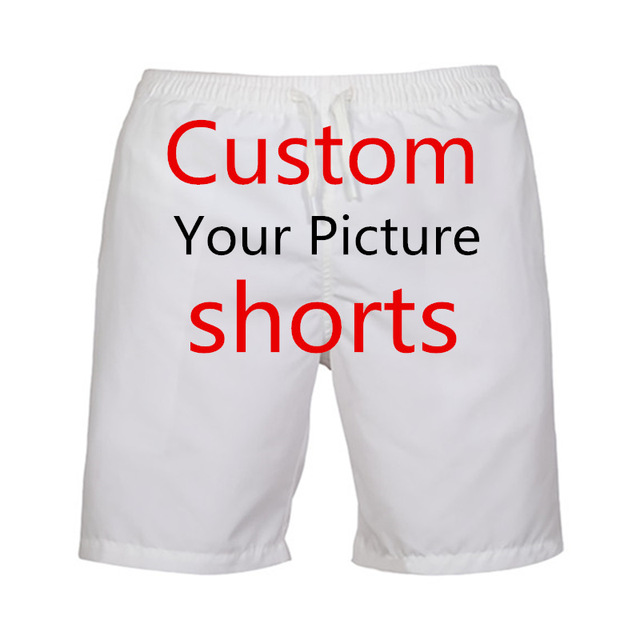 High Quality Customized Mens Beach   Shorts   Personality 3D Print Bermuda Board Children   Shorts     Short   Pants DropShipping
