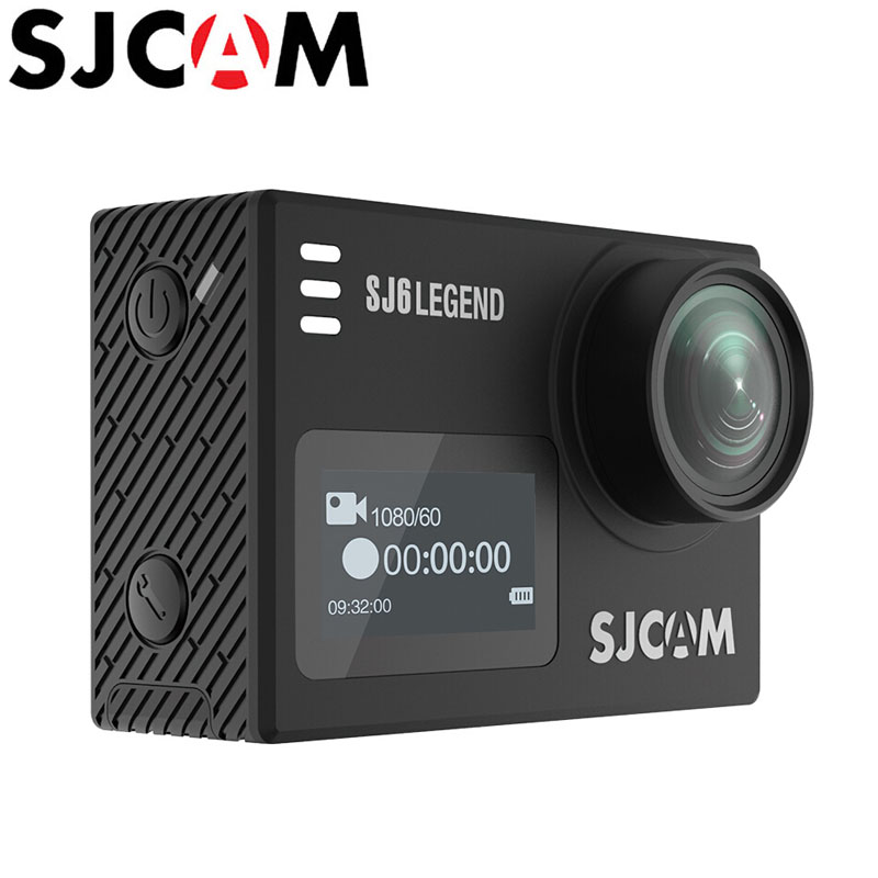 SJCAM SJ6 Legend Action Camera Sports DV 4K WiFi 2 Touch Screen 30m Waterproof 1080P Ultra HD Notavek 96660 Remote Original Cam in stock sjcam legend sj6 wifi notavek 96660 4k 24fps ultra hd waterproof camera action cam 2 0 touch screen remote sport dv