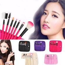 5pc Facail Makeup Brushes Sets Professional Eyeshadow Foundation Eyeliner Lip Cosmetic Brushes Beauty Tools brochas kabuki AP253