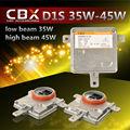 CBX Высокая Яркость D1S Балласт Ксенона ближнего света 35 Вт Высокое луч Очередь 45 Вт Автоматически может Выбрать с/без D1S HID лампы