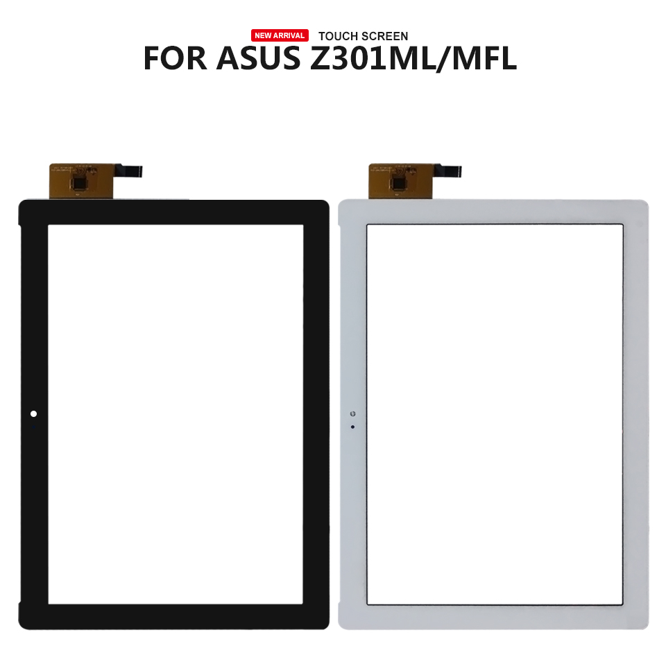For ASUS ZenPad 10 Z301M Z301ML Z301MF Z301MLF P028 Touch Screen Digitizer Glass PanelFor ASUS ZenPad 10 Z301M Z301ML Z301MF Z301MLF P028 Touch Screen Digitizer Glass Panel