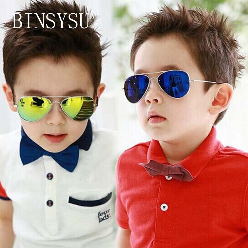 Girl Boy Retro Small Round Glasses Children/'s Flat Mirror Clothing Accesories