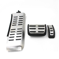 Car styling Gas brake Pedal Pad cover Case fit For Old Audi A4 (2008 2012) S4 RS4 B8,A5 S5 RS5 8T,Q5 SQ5