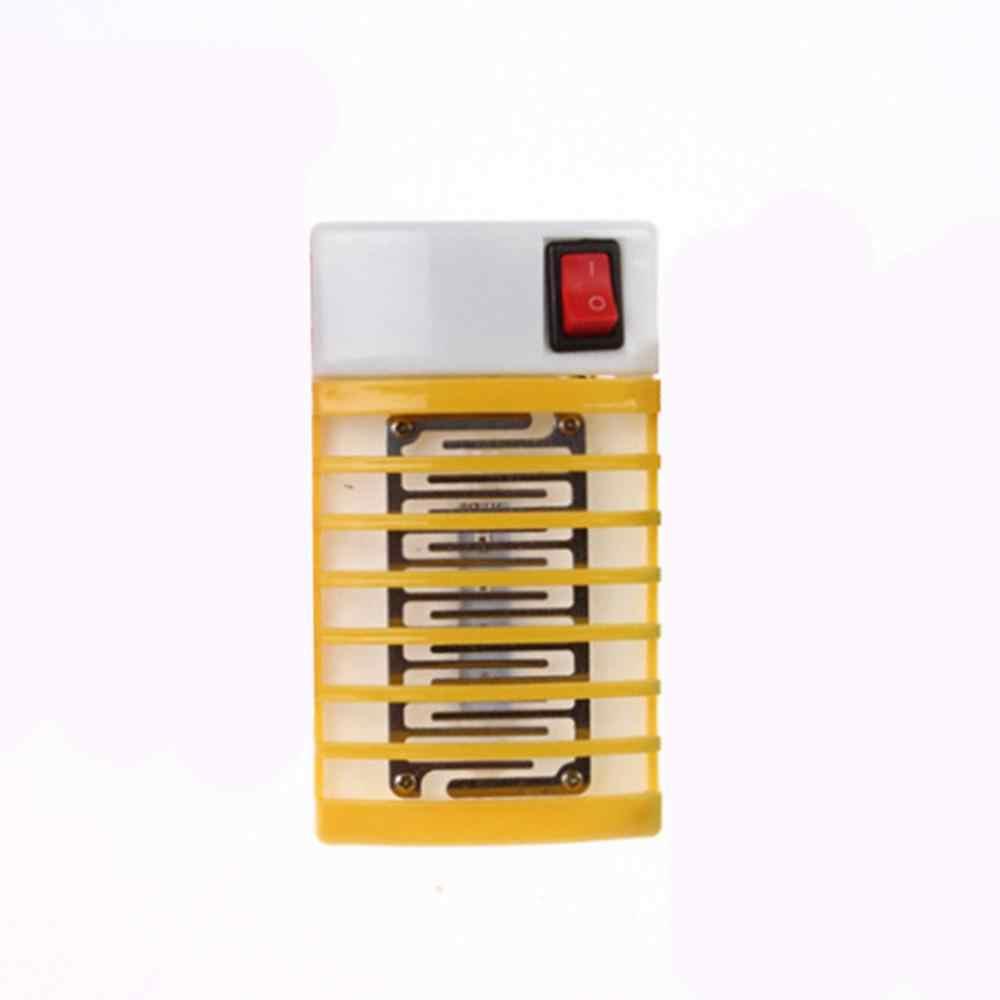 Мини электрическая ловушка для комаров, лампа вредителей светодиодный светильник ловушка мухобойка для анти-средство от насекомых, комаров убийца