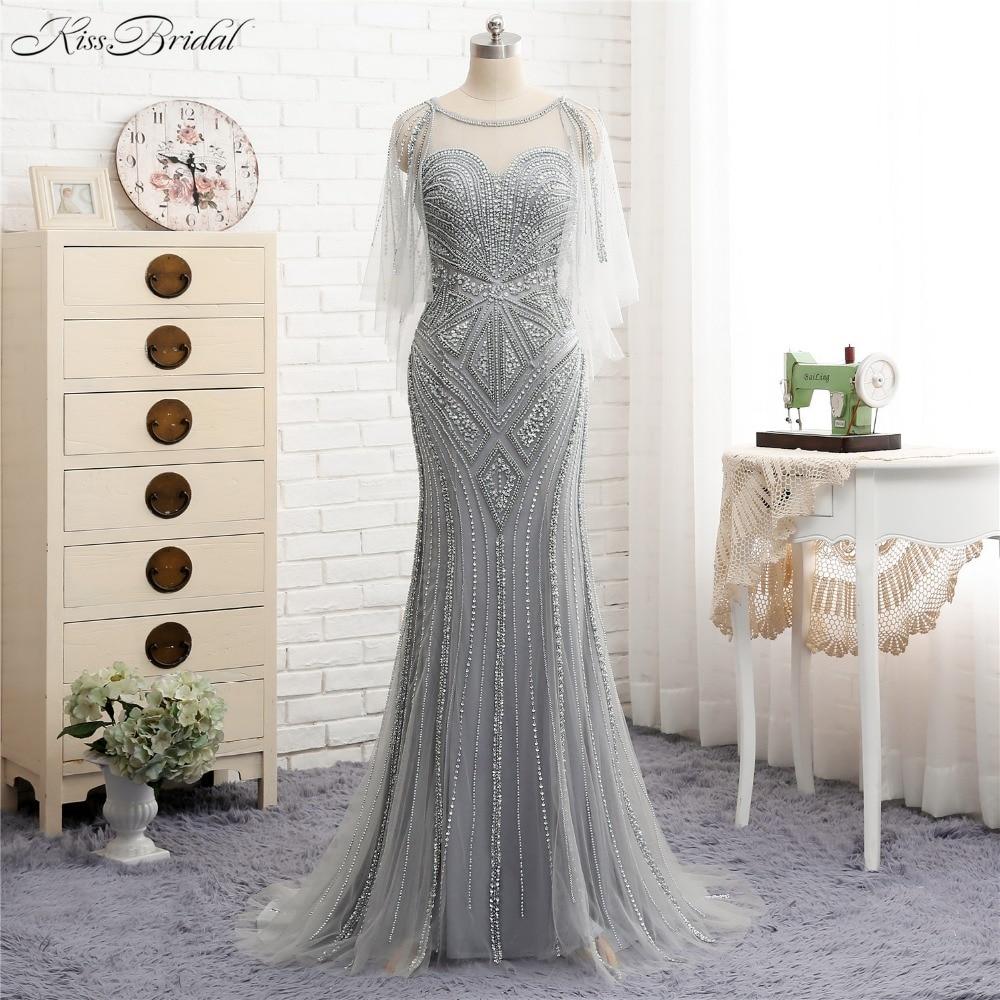 Stunning Elegant   Evening     Dresses   Long 2018 Chiffon A-line Prom   Dress   Formal Party Gown vestido longo de festa