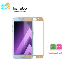 For Samsung Galaxy A7 2017 Tempered Glass Kairubo Amazing H&H+Pro Screen Protector for Samsung Galaxy A7 2017 A720, Free DHL цена и фото