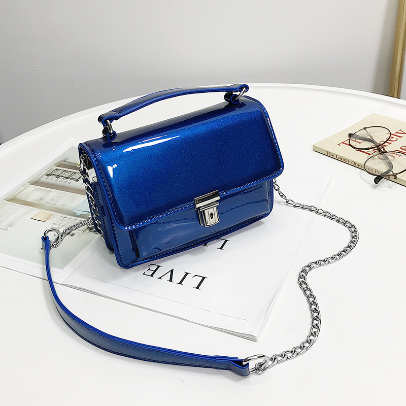 RUOCI Små Dam Väskor PU Läder Messenger Bag Designer Mini Shoulder - Handväskor - Foto 5