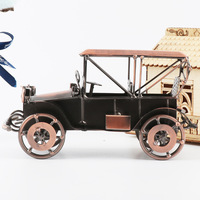 Simulation Model Classical Alloy Car Models High Classic Cars Metal Diecasts Toy Vehicles For Children