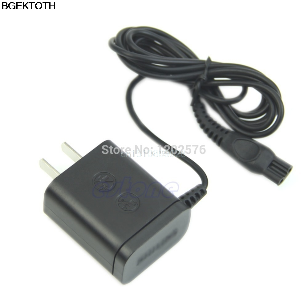 Razor wire power charger adapter plug suitable for Philips Shaver U.S.