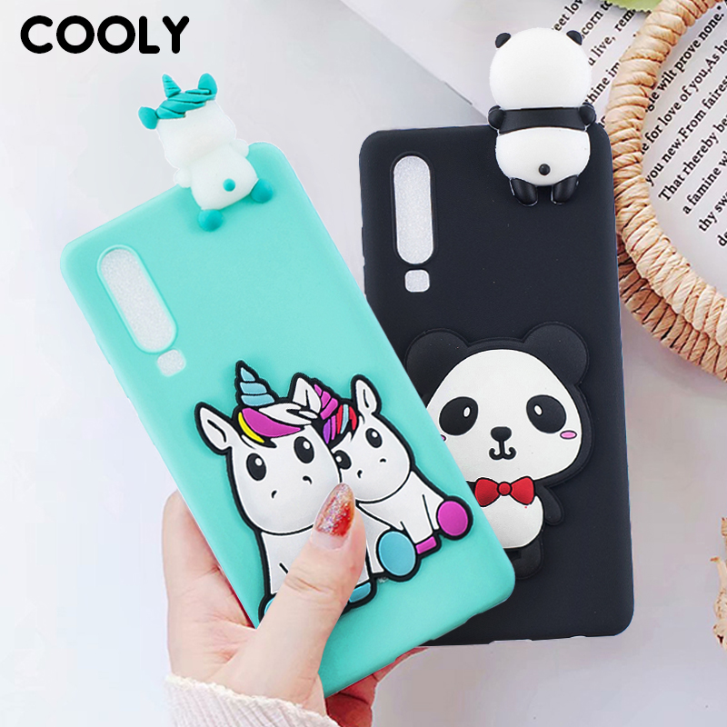 Cellphones & Telecommunications Cooly Case For Huawei P20 Lite Cases For Huawei P8 Lite 2017 Cover P9 Lite P20 P30 Pro Coque Soft Tpu Silicon 3d Toys Phone Capa Special Summer Sale Phone Bags & Cases