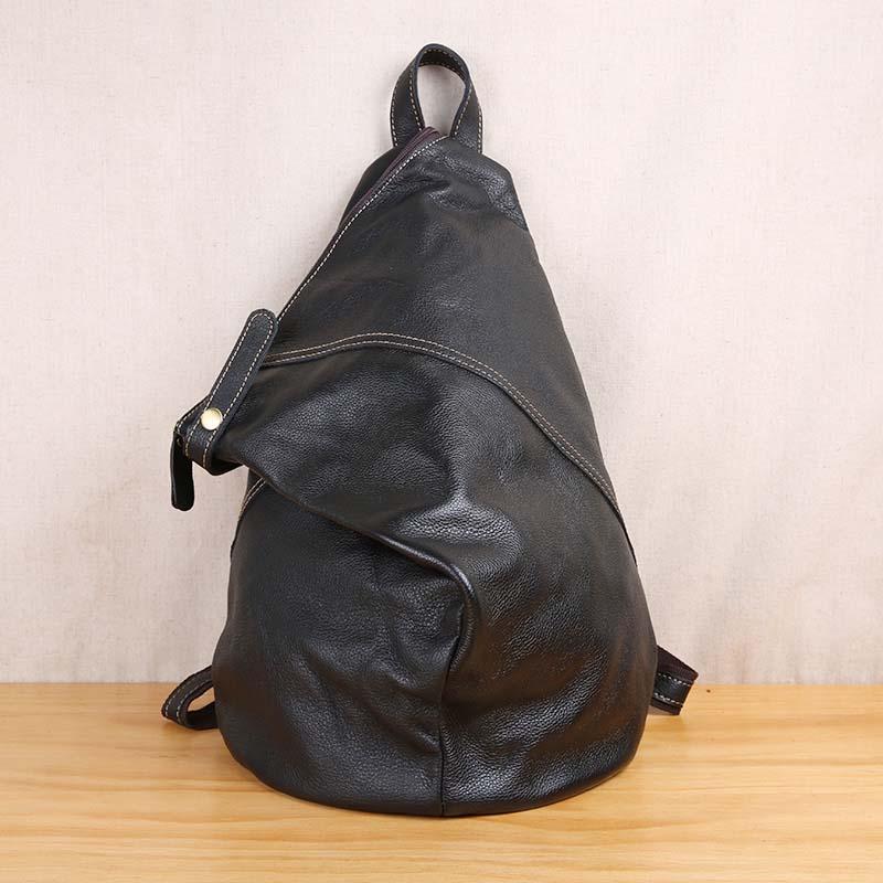Bagaj ve Çantalar'ten Sırt Çantaları'de AETOO Moda trendi: üst deri, büyük kapasiteli, eğlence, çift omuz, deri erkek çanta, yumuşak deri seyahat çantası'da  Grup 1