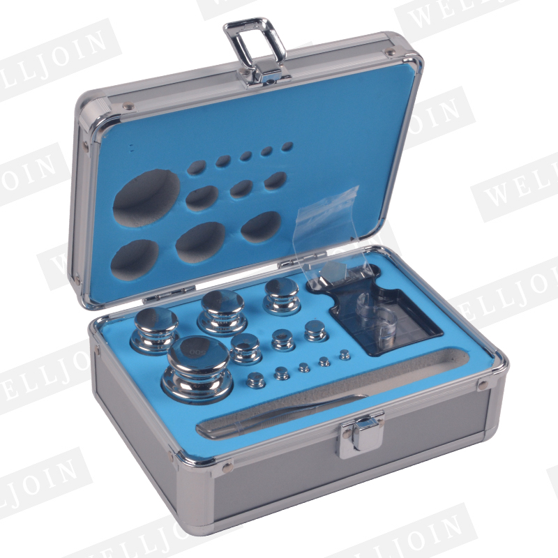 Scale Calibration Weights >> Us 127 3 5 Off F1 Grade 24pcs 1mg 500g 304 Stainless Steel Digital Scale Calibration Weights Kit Set W Certificate Precision Packed In Weighing