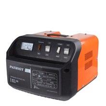 Устройство зарядное PATRIOT BCT-40 Boost (Ток зарядки 25А, напряжение зарядки 12-24В, амперметр)