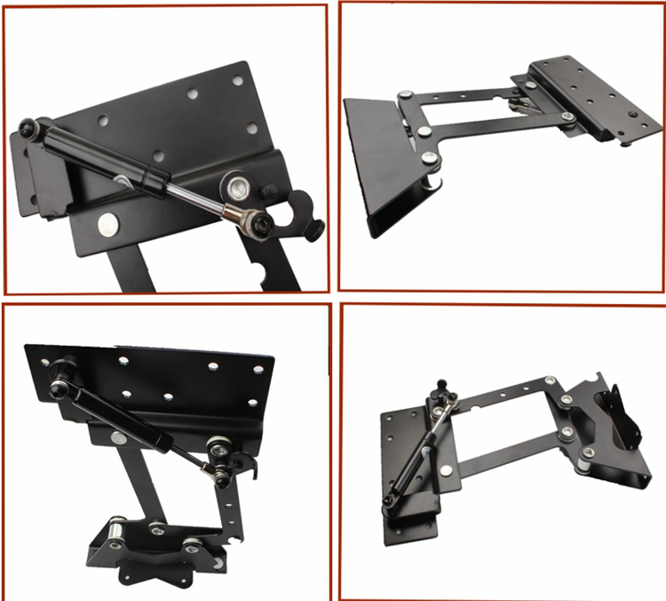 furniture design hydraulic table lifting assist pop up coffee table mechanism table