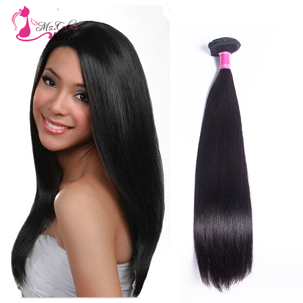 7a Grade Unprocessed Virgin Hair Peruvian Straight Hair ...