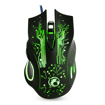 5000DPI Professional Wired Gaming Mouse USB Optical Computer Mouse 6 Buttons PC Gamer Mice for Laptop Desktop Csgo Lol Dota 2 mouse structure in computer
