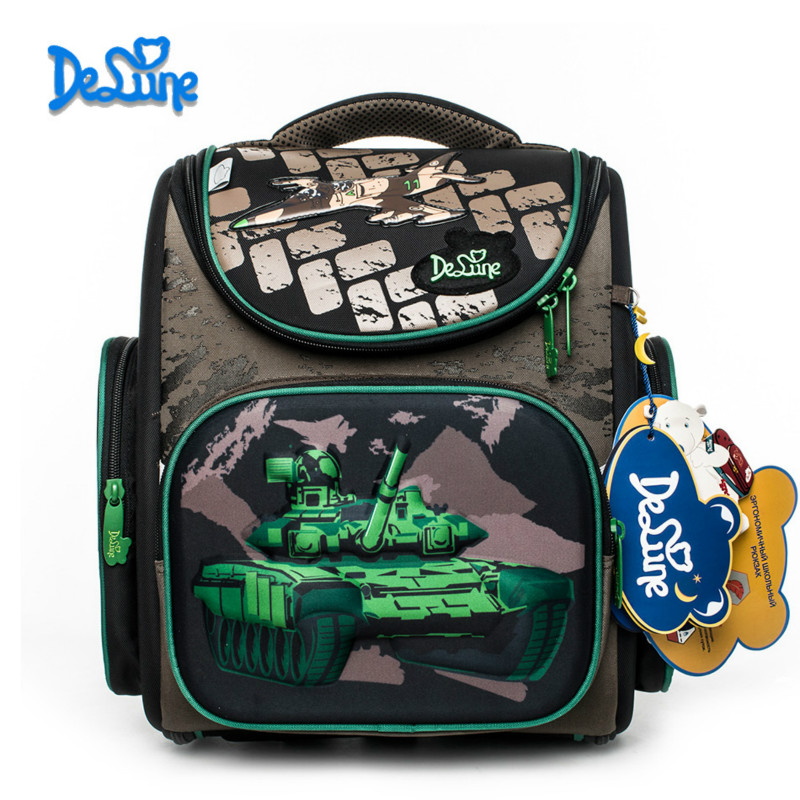 2018 School Backpacks Boys girls Waterproof Orthopedic school bags Child Book Bag cartoon School Bags Kids