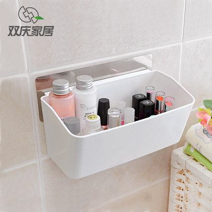 Delicieux Strong Suction Cup Bathroom Shelves Wall Hanging Bathroom Storage Rack  Bathroom Supplies Suction Wall Shelving