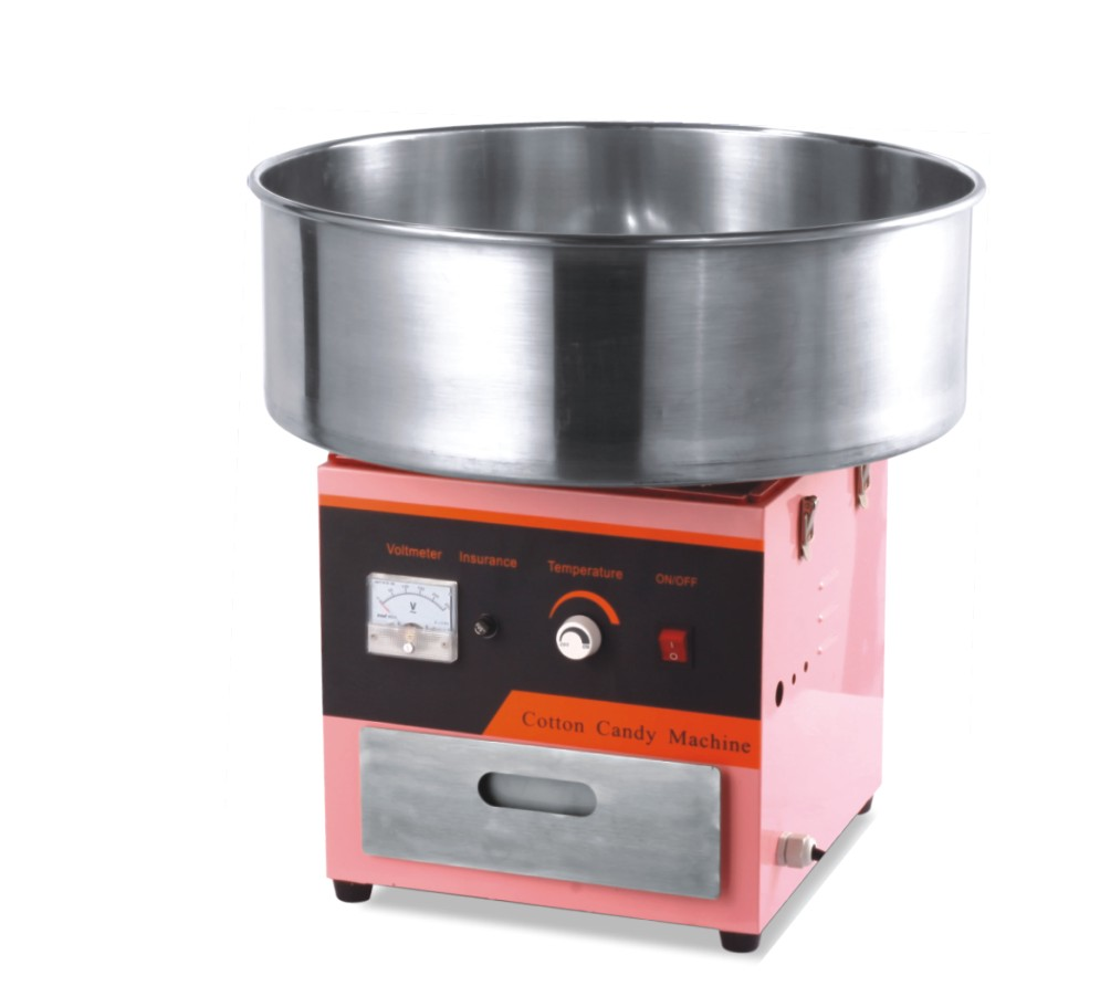 все цены на  Quality assurance commercial cotton candy machine electric candy floss machine  онлайн